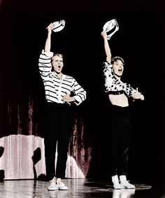 "Bob Fosse & Gwen Verdon performing ""Who's Got the Pain?"" from Damn Yankees (1958)."
