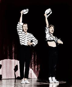 "Bob Fosse & Gwen Verdon performing ""Who's Got the Pain?"" from Damn Yankees."