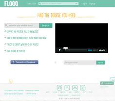 Buscar Cursos / Ofrecer Cursos es lo que nos facilita esta Web #Floqq