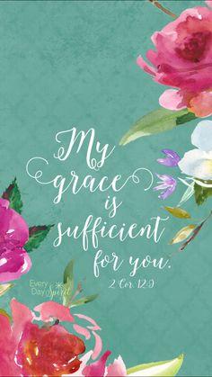 2 Cor. 12:9 More
