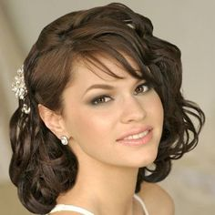 Mother Of The Bride Hairstyles Medium Length | Medium Bridal ...
