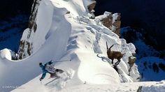 Ski hors piste à #Megève, #Combloux au plus près de la nature Voyage Ski, Ski Freeride, Best Skis, Mount Everest, Skiing, Nature, Mountains, World, Travel