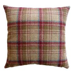 Tweed Woven Collection Cushion | Dunelm Mill - possible sofa accent cushion