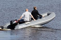Winboat F375 - Foldable RIB | Winboat.net