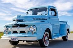 1951 FORD. Maintenance/restoration of old/vintage vehicles: the material for new cogs/casters/gears/pads could be cast polyamide which I (Cast polyamide) can produce. My contact: tatjana.alic14@gmail.com