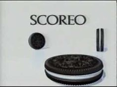 Oreo Cookies Commercial from the We have hundreds of vintage tv commercials from the and These old classic commercials are . Nabisco Oreo, Vintage Tv, Oreo Cookies, Tv Commercials, 1980s, Hockey, Youtube, Old Ads, Tv Adverts