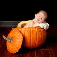 Sweet little pumpkin