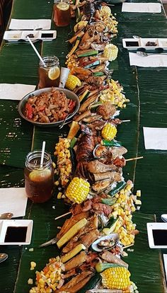 Ever eaten at a Boodle Fight? You can try it out at a Filipino restaurant located in Surrey.