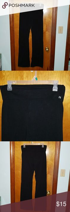 Victoria's secret yoga pants Victoria's secret yoga pants. They are in very good condition. Size medium Victoria's Secret Pants Track Pants & Joggers