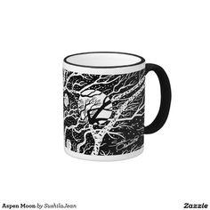Aspen Moon Ringer Coffee Mug