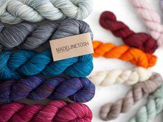 Madelinetosh Twist Light Yarn - None