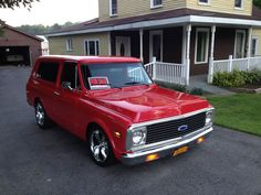Sweet 1971 Chevrolet Blazer