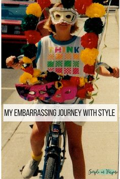 A funny journey into the ever embarrassing closet of one girl, woman, mom
