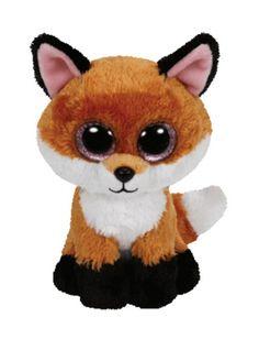 Slick Fox 6 Inch Beanie Boo