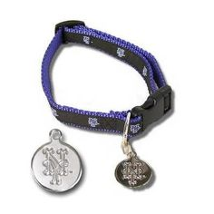 Sporty K9 MLB New York Mets Dog Collar, Large -- Discover this special dog product, click the image : Dog stuff