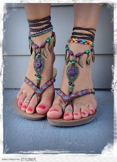 Effing AMAZINGLY sandals
