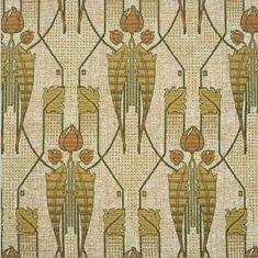 Art Nouveau Jugendstil Meubelstoffen Gordijnstoffen