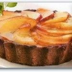 Receta para preparar tarta de duraznos