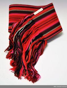 Weaving, Museum, Blanket, Norway, Belts, Frozen, Accessories, Loom Weaving, Blankets