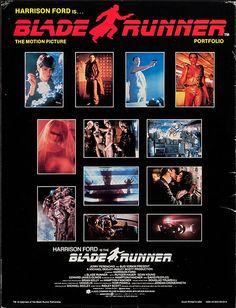 Blade Runner archives I Incept date: 13102010 Ridley Scott Blade Runner, 1980s Films, Electric Sheep, Blade Runner 2049, I Robert, Cyberpunk, Science Fiction, Auntie, Pictures