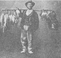 Más personajes, vendedor de pescado (s/f)