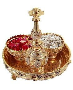 21 Best silver items images in 2017 | Silver pooja items