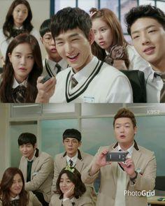 """Drama Cheer Up """"Sassy Go Go"""" Drama Korea, Korean Drama, Lee Won Geun, Sassy Go Go, Cheer Up, Drama Movies, Korean Actors, Hollywood, Heartstrings"""