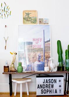 stylist jason grant's home in rue / sfgirlbybay