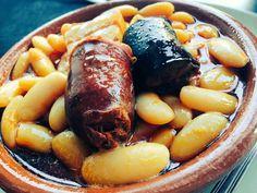 A por el sabado con mucha energia, la que te da nuestra fabada asturiana. Ven a disfrutarla !