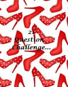 21 Question Challenge