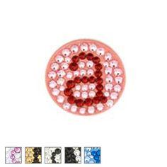 Bonjoc Ladies Monogram Collection Ball Markers