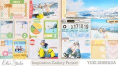 Project Life week#12 *Elle's Studio* by yuki.s @2peasinabucket