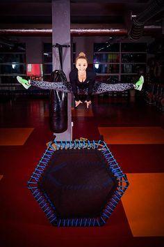 I jak tu się nie cieszyć?   #fitandjump #sport #fitness #smile #trampoline #trampolines #trampolina #trampoliny #health