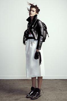 Oyster Fashion: 'Bag Lady' Shot By Liz Ham | Fashion Magazine | News. Fashion. Beauty. Music. | oystermag.com
