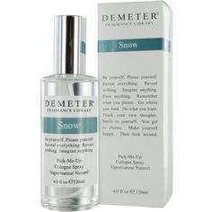 Demeter Demeter By Demeter For Unisex (375537701) ($24) ❤ liked on Polyvore featuring beauty products, fragrance and demeter fragrance library