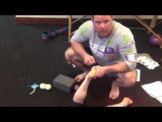 "Help for ""wonky"" ankels - Jill Miller Ankle Mob - YouTube"