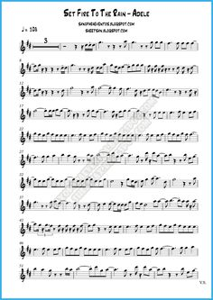 Partituras y pistas gratis para instrumentos de viento / Music score and playanlong for wind instruments / (Saxo, flauta, clarinete, trompeta, sax)