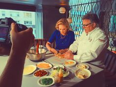 THE BEST CRAB CAKES IN THE WORLD!! David Burke and I have been friends for many years, he invited me to The Wayfarer to make one of his favorite recipes, and what I think are the Best Crab Cakes in the World. Check out the video and recipe below. Celebrity Chef David Burke is one of the most innovative …