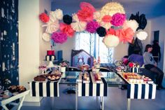 Sweet table. Photography by Marta Caldas Barreiro to Era uma vez party.  Read more: http://eraumavez-osonhoperfeito.blogspot.pt/2014/01/sweet-table.html