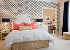 Teens Room Creative Pictures Of Girls Bedroom Designs With Color intended for dimensions 1280 X 1707 Preppy Bedroom Decor - Decorating a home can be a pleasant task since you'll […] Girls Bedroom, Preppy Bedroom, Dream Bedroom, Bedroom Decor, Bedroom Ideas, Coral Bedroom, Bedroom Designs, Girl Rooms, Headboard Ideas