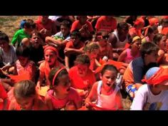 2010 Park Shore Day Camp Color War - YouTube