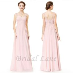 0717c15ab31 Blush pink evening dresses with lace up back detail for matric ball    matric farewell in
