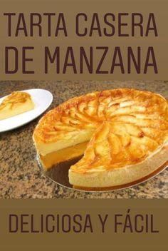 Homemade apple pie The classic! - Very easy and delicious- Tarta de manzana casera ¡La clásica! – Muy fácil y deliciosa This time Mery will teach you how to make a homemade apple pie. The classic one! A Food, Good Food, Food And Drink, Greek Recipes, Italian Recipes, Specialty Sandwiches, Homemade Apple Pies, Oven Roast, Food Cakes