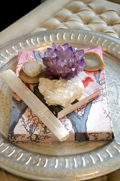 Decorating With Gemstones | Feng Shui Crystals | The Tao of Dana
