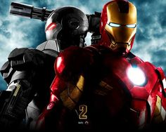 Iron Man 2 11x17 Movie Poster (2010)