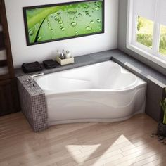 Murmur Bathtub By Maax 1300 Asymmetrical And Possibly A Two Person Interesting