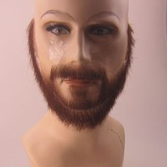 Makeup By Becky Brazier Hand Laid Crepe Wool Beard Nori Brienne Of Tarth Hair And