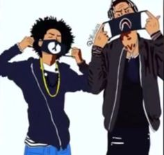 ayo and teo dessin Bape Wallpaper Iphone, Supreme Iphone Wallpaper, Bape Wallpapers, Ayo And Teo, Black Anime Characters, Ariana Grande Wallpaper, Hypebeast Wallpaper, Dope Art, Black People