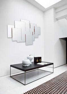 Design Home / Black And White Home / Tables Basses Rectangulaires : 10  Idées Déco Pour