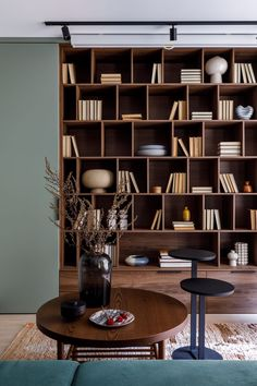 Decor Interior Design, Interior Decorating, Interior Ideas, Space Architecture, Wall Shelves, Shelving, Decoration, Bookcase, New Homes